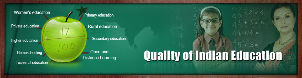 Does indian education offer any quality?