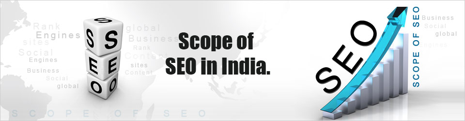 Scope of SEO in India