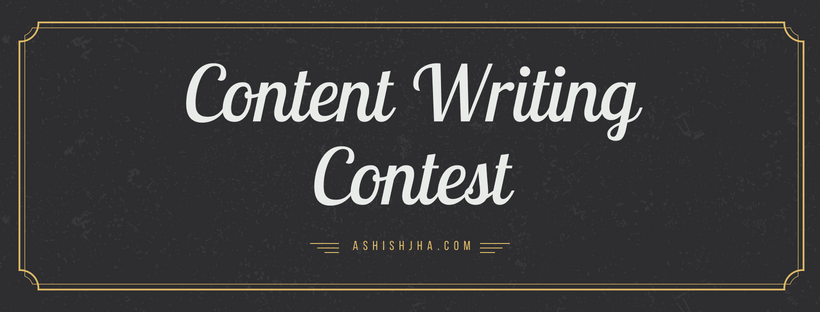 content writing contest